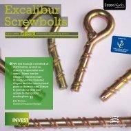 Excalibur Case Study - pdf - Invest Essex