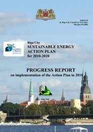 SEAP PROGRESS REPORT on implementation of the Action Plan in ...