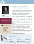 Fall 2010 - Columbus Community Hospital - Page 4