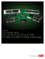FT Switch Family - Literature - FT-1 Configurator