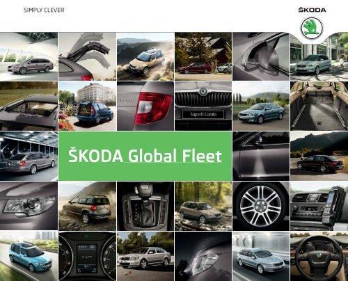 ÅKODA Global Fleet - Skoda Auto