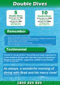 Double Boat Dives - Online Scuba Diving Booking System - Page 5