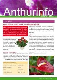 Numéro 1, 2012 - Anthura