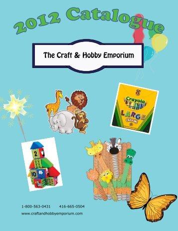 The Craft & Hobby Emporium