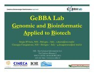 Clinical-Genomics data modelling using HL7 standards in ...