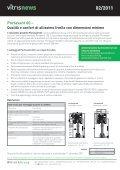 La soluzione Portavant per le ante di larghezza e peso ridotti - Willach - Page 2