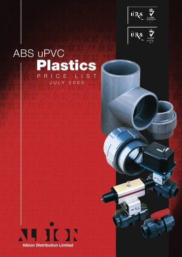 ABS & uPVC Plastic Product Guide.pdf - sbs