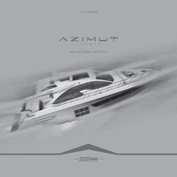 azimut yachts. fino all'ultimo dettaglio. - Navis Marine NV