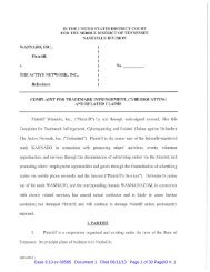 Case 3:13-cv-00566 Document 1 Filed 06/11/13 Page 1 of 30 ...