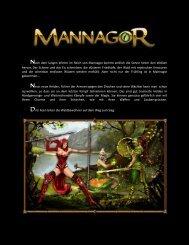 Nach dem langen Winter im Reich von Mannagor kommt endlich die ...