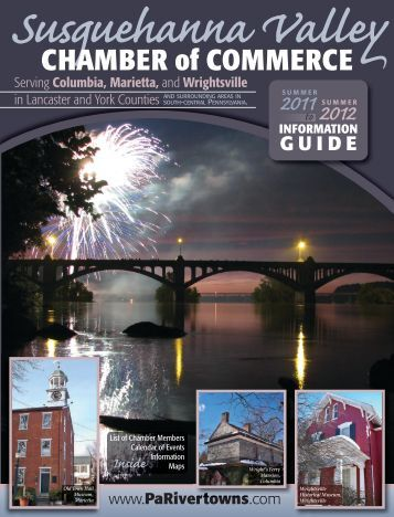 Information Guide - Susquehanna Valley Chamber of Commerce