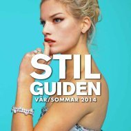 VÅR/SOMMAR 2014 - Svensk Handel
