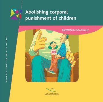 Abolishing corporal punishment of children - 404 Page not found