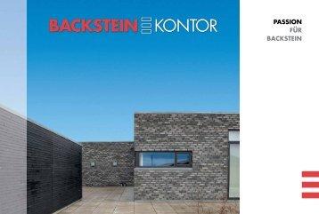 Backstein Kontor 7 free magazines from backsteinkontor de