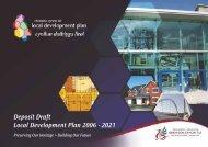 Deposit Draft Local Development Plan - Rhondda Cynon Taf