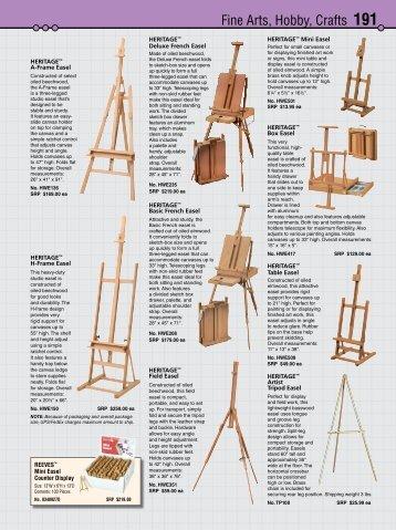 Fine Arts, Hobby, Crafts 191 - AlvinIT