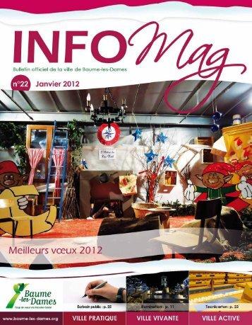 Info Mag n°22 - Baume-les-Dames