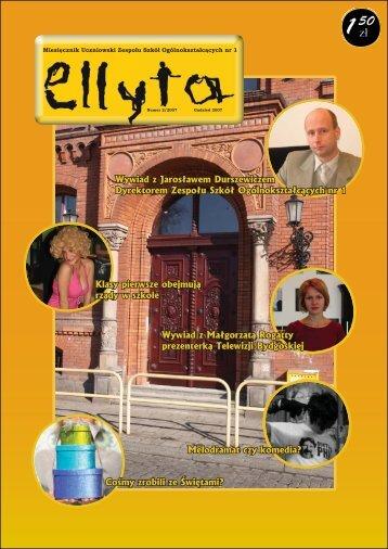 Wydanie 2 2007/2008 - ZSO nr 1