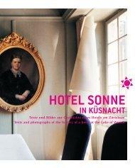 Hotel Sonne in Küsnacht