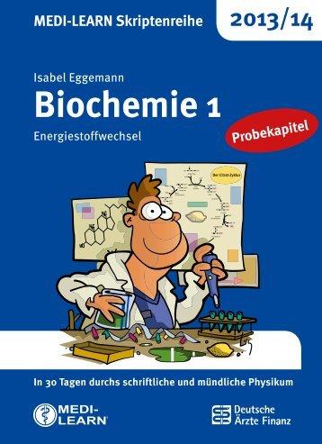 Biochemie 1