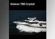 Galeon 780 Crystal - Katalog DE - Galeon by HW BOOTSCENTER