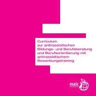 Curriculum zur antirassistischen Bildungs- und ... - Maiz