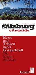 cityguide - Salzburg