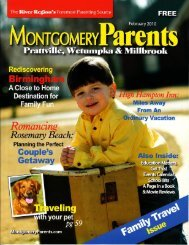 Montgomery Parents - High Hampton Inn & Country Club