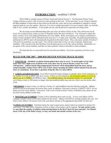 RWTL Handbook 2007-08