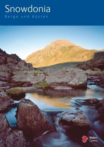 Snowdonia – ein großer Nationalpark