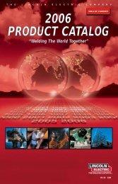 2006 PRODUCT CATALOG