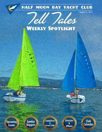 Aug 21 - Half Moon Bay Yacht Club