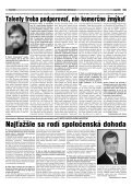 SDkÚ-DS je schopná obetovať aj národ Nikdy nekončiaci proces - Page 7