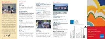 Download current program guide. - the Heckscher Museum of Art