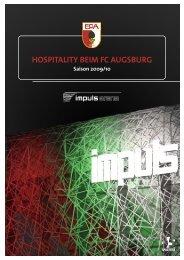Hospitality beim FC augsburg - B4B Schwaben