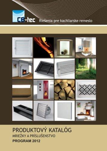 CB tec katalog 2012.indd - ZOP