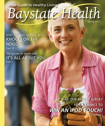 Spring 2011 - Baystate Health