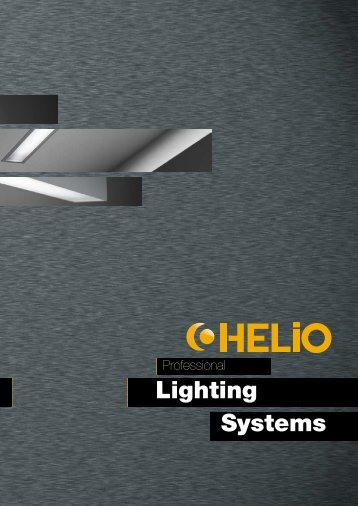 Lighting Systems - DECOlight