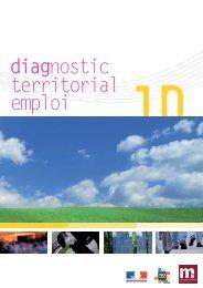 Diagnostic territorial emploi - 54 - Inffolor