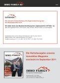 Die Herbstausgabe unseres Immobilien Magazins ... - Immo Family AG - Seite 2