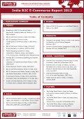 Samples India B2C E-Commerce Report 2013 - yStats.com - Page 3