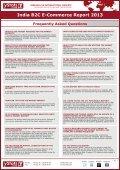 Samples India B2C E-Commerce Report 2013 - yStats.com - Page 6