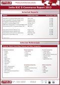 Samples India B2C E-Commerce Report 2013 - yStats.com - Page 7