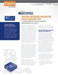 Tripwire Arcsight Event Integration - Nexus Technologies Inc.