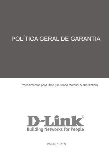 Distribuidor e Revenda - D-Link