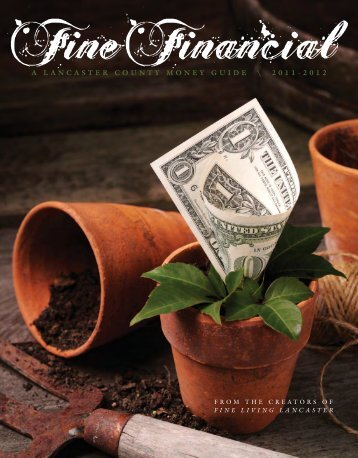 A LANCASTER COUNTY MONEY GUIDE \ 2011-2012 - WorldDealer