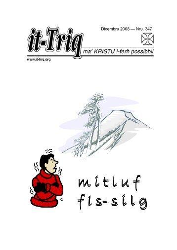 Copy of December 2008 for website