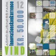 Innovationskonkurrence - Agro Business Park