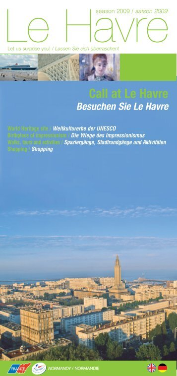 you Monday to Saturday from 8:30am to 9.30pm - Le Havre