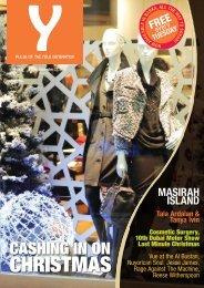 Y - December 22, 2009 - Issue 101 - Y-Oman